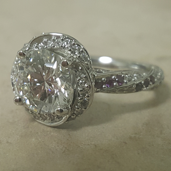 Joel Conrad Diamond Ring